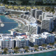 Sea Front Apartments At Durrat Marina