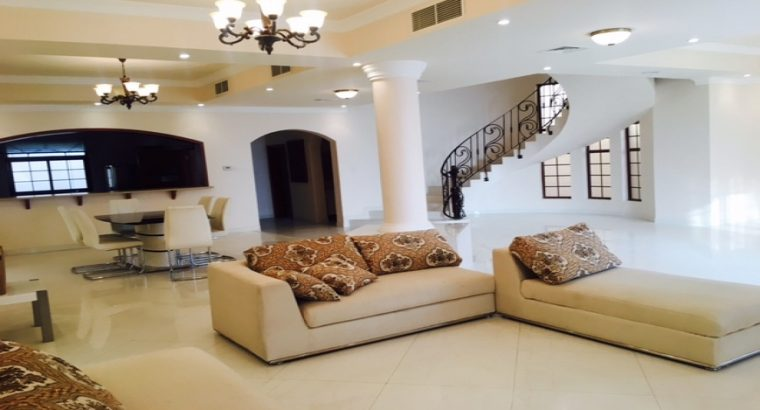 Furnished 4BR Compound Villa For Rent