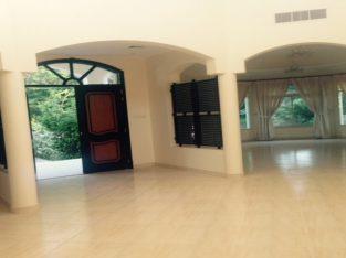 4 Bedroom Single Storey Compound Villa For Rent