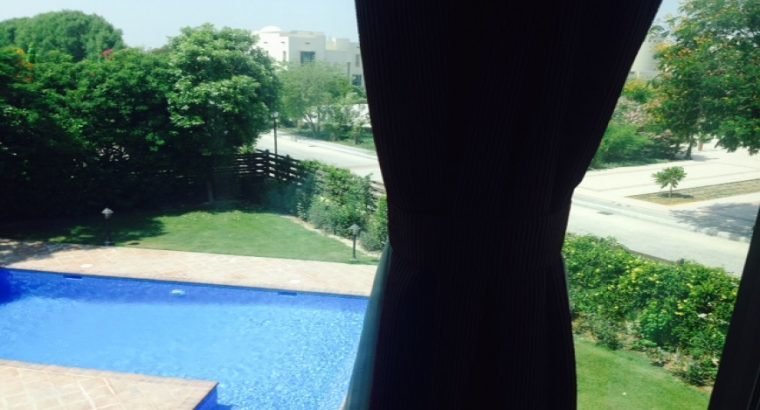 -Jasra stunning 4BR compound villa