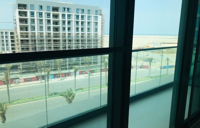 Sea Front Brand New Apartment
