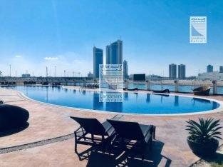 Reef island – Penthouse / sky villa for lease