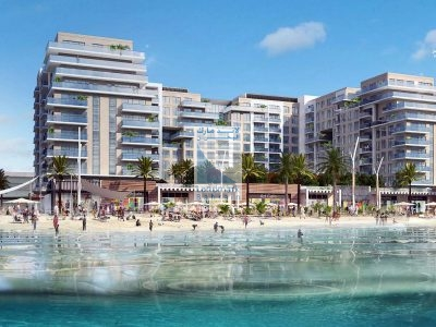 Beach front living at Marassi Al Bahrain