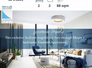 1 BR& 2BR &3BR Apartments for sale