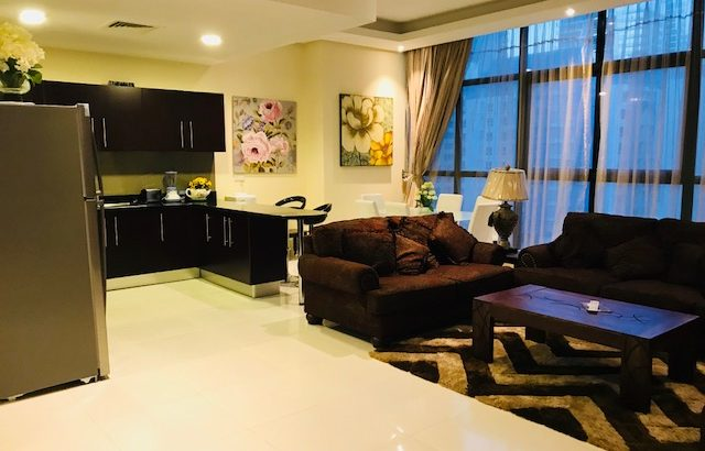 Fully-Fitted Amazing 2BR Apartment For Rent