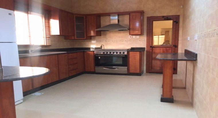 Semi Furnished Compound Villa Near SaudiCauseway