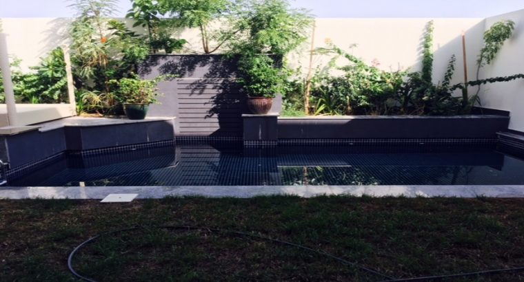 Boutique Furnished villas in hamala for rent