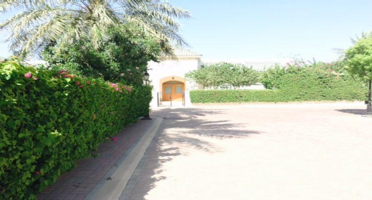 jasra single storey compound 4BR villa for lease