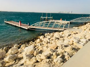 Sea Front Brand Villa, At Durrat Bahrain