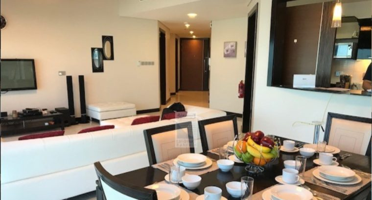 Rented Furnished 3BR Luxury Apartment For Sale