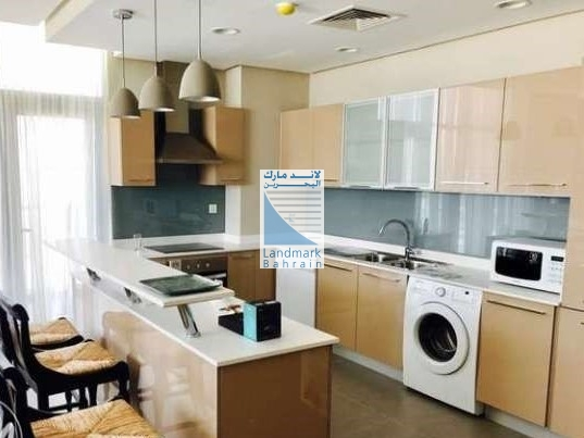 Brand New 1BR Flat For Rent in Seef /All Furnished