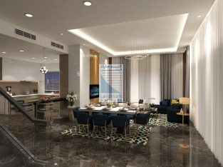 3 BR freehold apartments at Burj kadi in Juffair