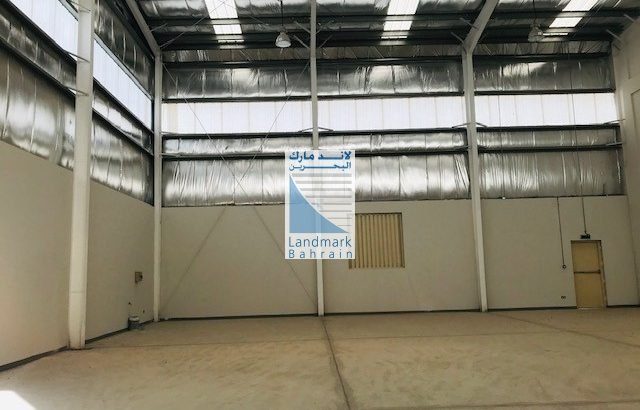 Brand New Warehouse for lease