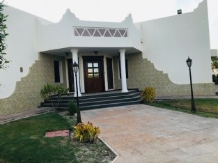 Saar 5 BR farmhouse style compound villa for lease
