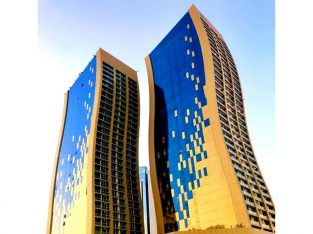 Seef Near city center freehold apt for sale