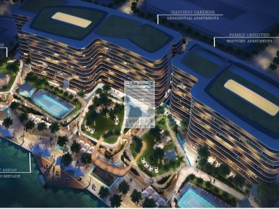 Dilmunia island, upcoming freehold Apt for sale