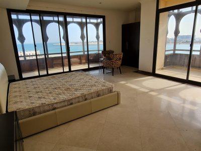 Amwaj 3BR Duplex furnished apartment for rent