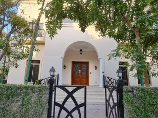 The Most Prestigious Villa in Saar For Lease