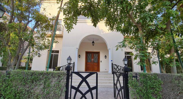 The Most Prestigious Villa in Saar For Lease