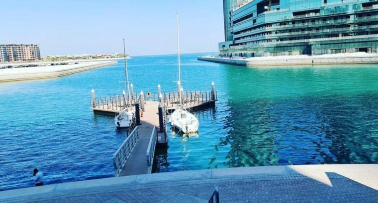 Harbor Row Royal Studio complete Sea View for Rent