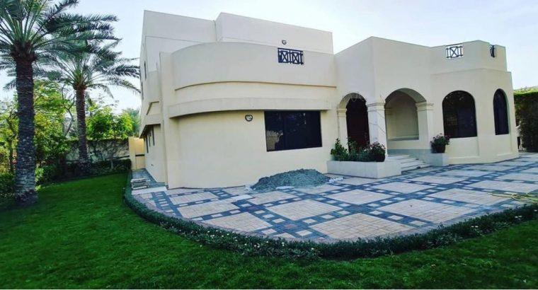 4 BR Luxury Villa with Amazing Amenities in Jasra